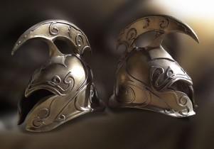 casque elfique