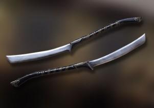 Epée elfique Seigneur des anneaux