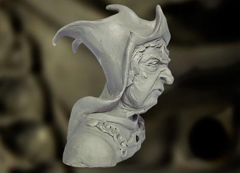 sculpture medisance