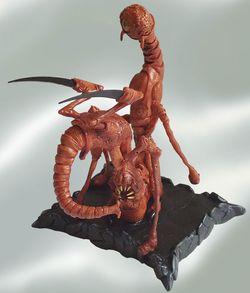 sculpture monstrolab