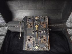 Grimoire celte chrétien recto