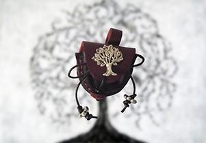 mini bourse arbre de vie pour bjd msd