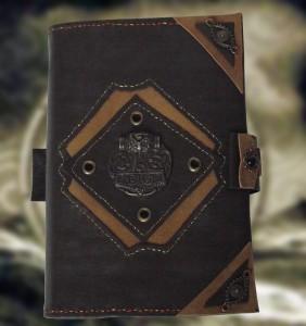 couvre livre celte