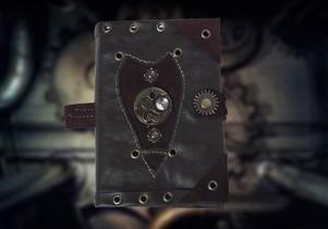 Couvre livre Steampunk, série unique