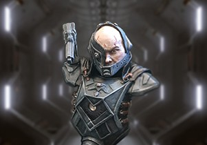 Lieutenant Skalzy